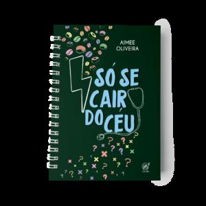 Só se cair do céu - Aimee Oliveira